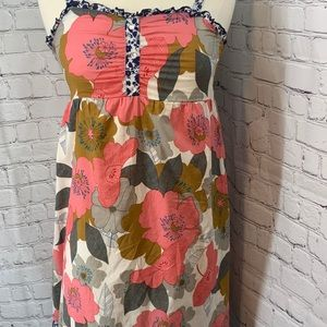 Boho Mossimo Floral Baby Doll Dress XL